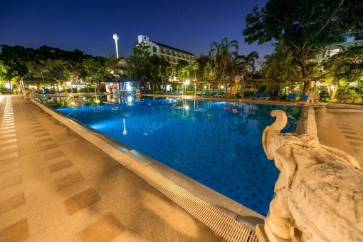 Pinnacle Grand Jomtien Resort and Spa 4*